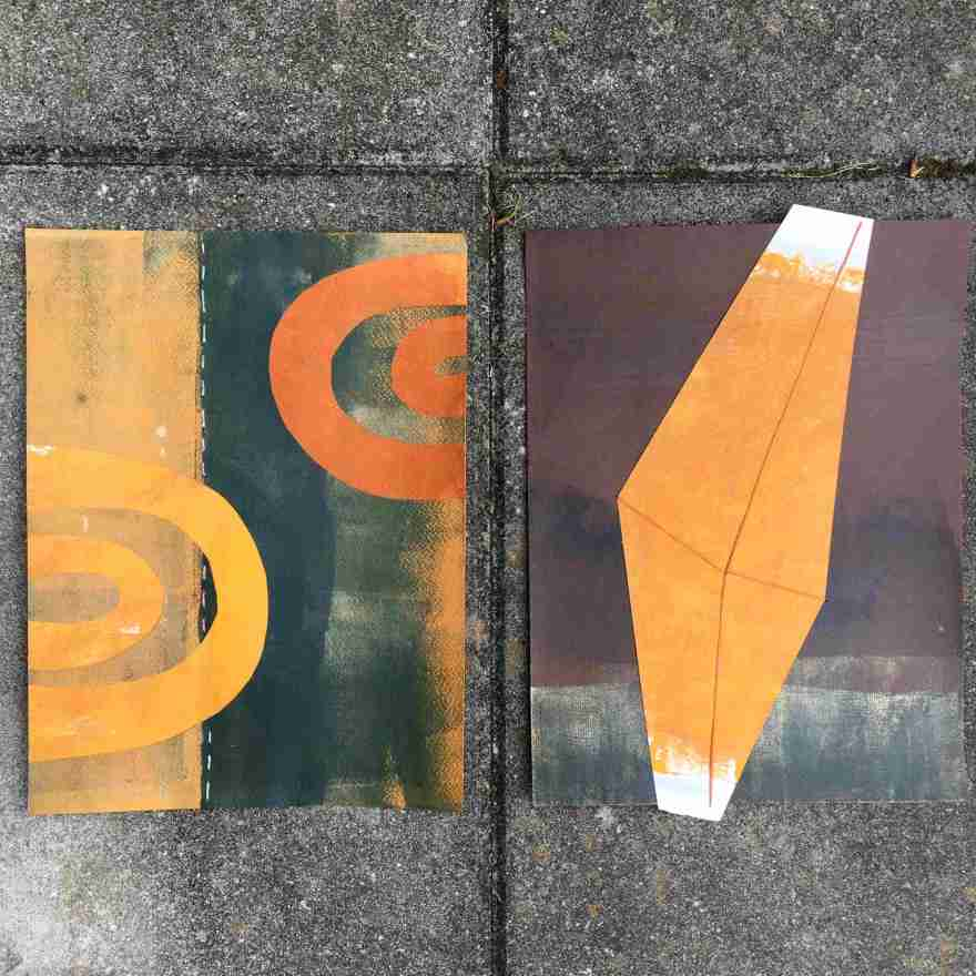 Two works on abstract form